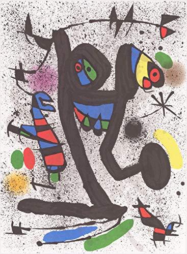 Generisch Joan Miro - Litografía original