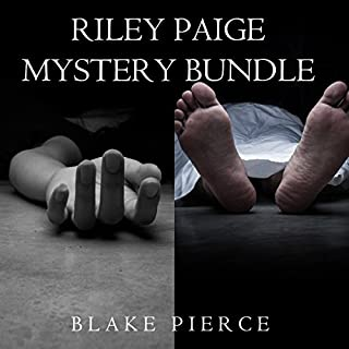Riley Paige Mystery Bundle audiobook cover art