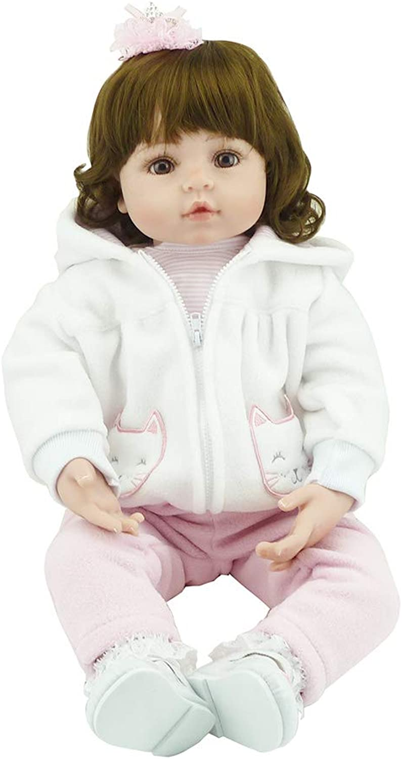 Cgoldlle - Enchanted Winter Reversible Coat - Baby Doll Clothing Accessory for 12  Dolls