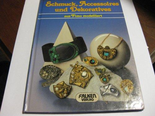 Schmuck, Accessoires und Dekoratives aus Fimo modelliert