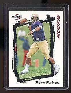 Best steve mcnair rookie card Reviews