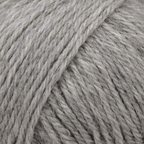 Hilos de alpaca 100 % superfinos, suaves y cálidos, 3 o ligeros, peso DK, gotas puna, 1,8 oz 120...