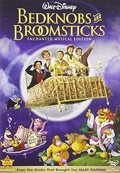 bednobs and broomsticks dvd