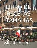 LIBRO DE RECETAS ITALIANAS