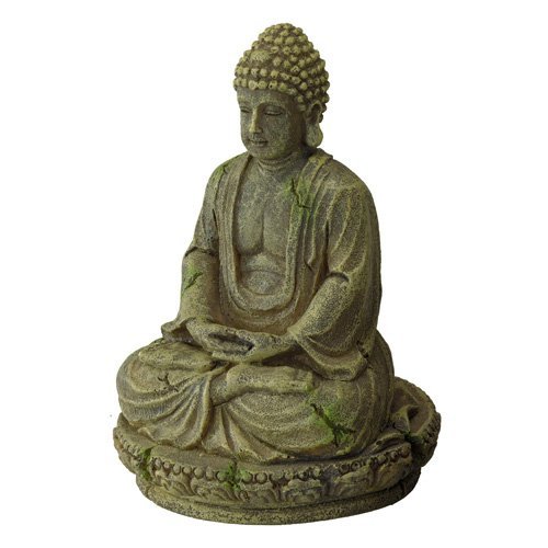 Europet Bernina 234-429594 Aquariumdekoration Aqua Della Bayon-Buddha 2