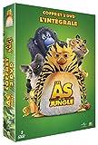 Coffret les As de la Jungle - Coffret DVD