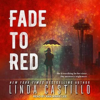 Fade to Red audiobook cover art