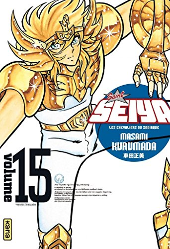 Saint Seiya - Deluxe (les chevaliers du zodiaque) - Tome 15