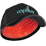 Capillus202 Terapia láser para el crecimiento del pelo – NUEVO Modelo 6 Minutos y Ajuste Flexible. Autorizado por la FDA para Tratamiento Médico de la Alopecia Androgenética – Gran Covertura