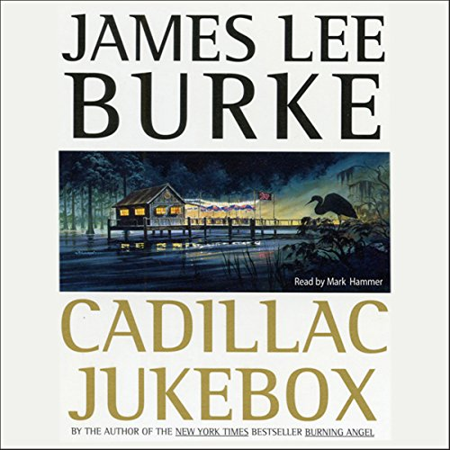 Cadillac Jukebox audiobook cover art