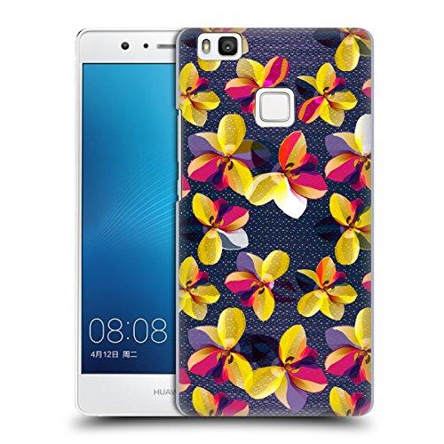 Head Case Designs Offizielle Turnowsky Tausend Küsse Nebel Harte Rueckseiten Huelle kompatibel mit Huawei P9 Lite / G9 Lite