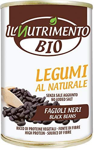Il Nutrimento Alubias Negras Legumbres - 400 gr