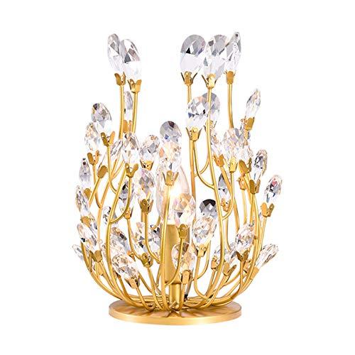 Lámpara de mesa Tabla transparente de cristal de la lámpara decorativa mesita de noche Lámparas de habitaciones, de noche noche de la luz, de moda de la lámpara pequeña mesa for dormitorios, sala de e