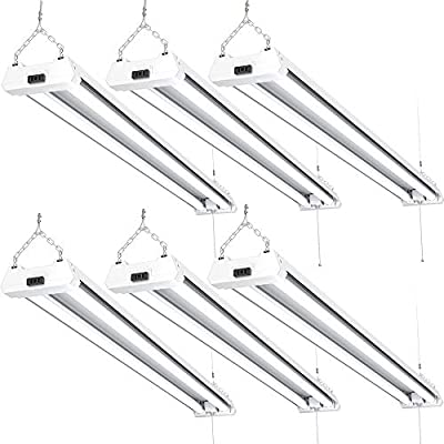 Utility Shop Light Frosted 4pack 6pack