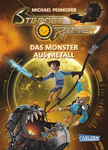 Sternenritter 5: Das Monster aus Metall: Science Fiction-Buch der Bestseller-Serie für Weltraum-Fans ab 8 Jahren (5)
