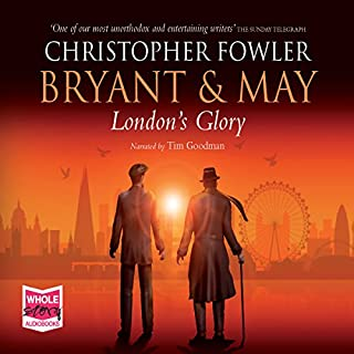 Bryant & May - London's Glory cover art