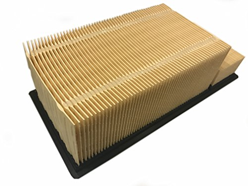 Cleenaire EAF1902 Premium High Capacity Replacement Engine Air Filter For 11-16 6.7L Diesel