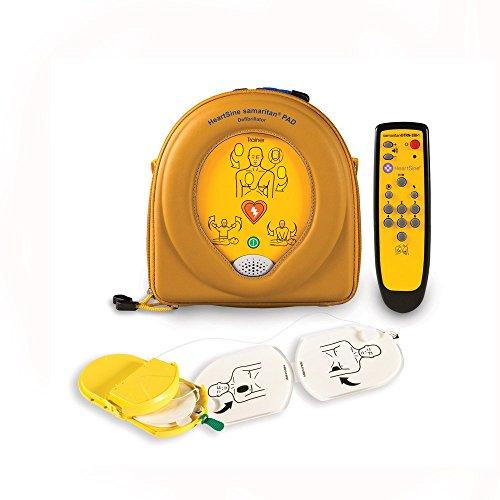 MedX5 Übungs- und Trainingsdefibrillator (AED) PAD 350P Trainer Defibrillator von HeartSine