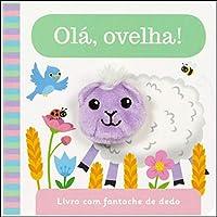 Olá, Ovelha! Livro com Fantoche de Dedo (Portuguese Edition)
