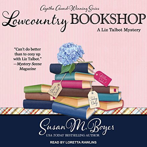 Lowcountry Bookshop audiobook cover art