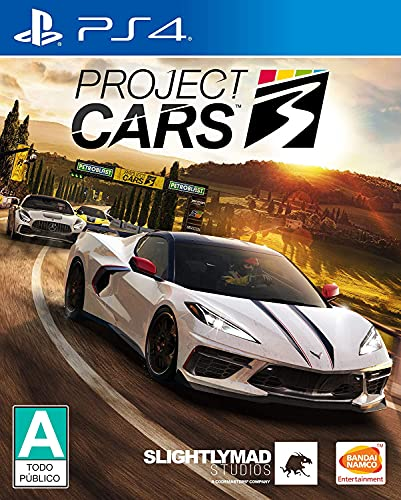Project Cars 3 for PlayStation 4 [USA]
