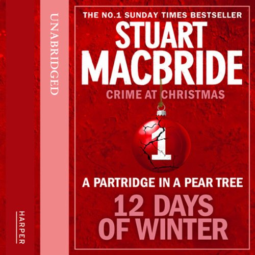 Couverture de Twelve Days of Winter: Crime at Christmas - A Partridge in a Pear Tree