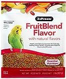 ZuPreem - Alimento para Aves Pequeñas FruitBlend | Alimento Periquitos y...