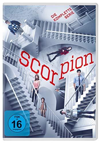 Scorpion: Die komplette Serie [24 DVDs]