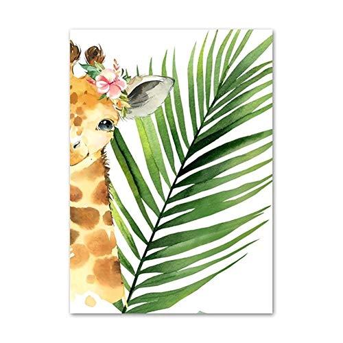 Pintura de Diamante 5D completo Kit ciervo,DIY Diamond painting adulto/niño punto de cruz Crystal Rhinestone bordado art manualidades para decor de paredes regalos Square Drill,60x80cm