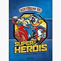 HISTORIAS DE SUPER-HEROIS