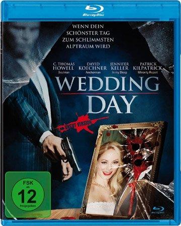 Wedding Day (2012) ( ) (Blu-Ray)