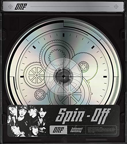 GENIE MUSIC ONF - Spin Off (5th Mini Album) Album+Folded Poster