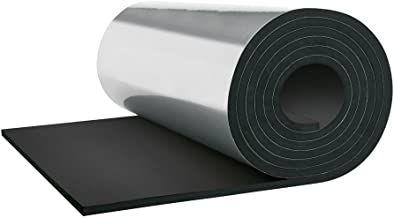 Markenqualit/ät Insul-Roll XT 1 Karton D/ämmmatten Selbstklebende Kautschuk Isoliermatten 19mm D/ämmung Isolierung 6m/²