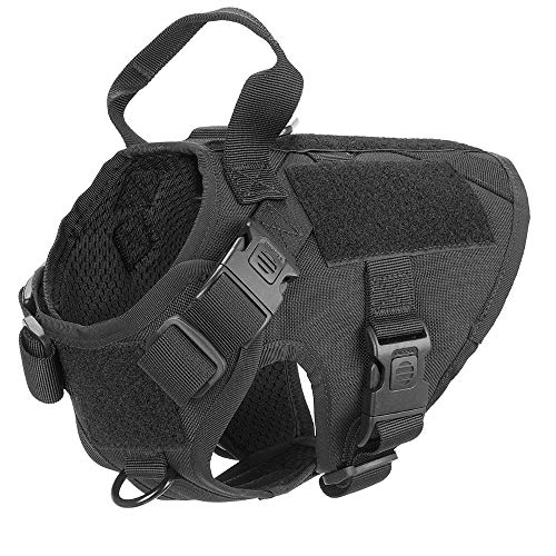ICEFANG Tactical Dog Harness,K9 Working Dog...