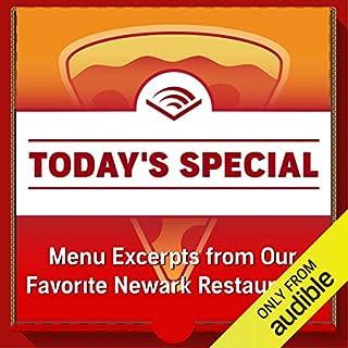 Menu Excerpts from Our Favorite Newark Restaurants audiobook cover art