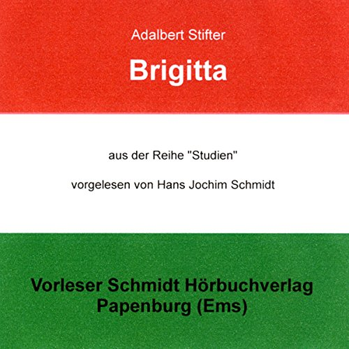 Brigitta audiobook cover art