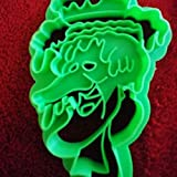 Set of 4 Claymation Christmas Inspired Cookie Cutters