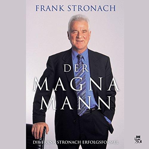 Der Magna-Mann audiobook cover art