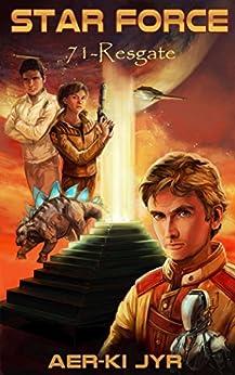 Star Force: Resgate (SF71) (Portuguese Edition) by [Aer-ki Jyr, Christiane Jost]