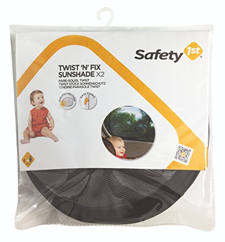 Safety 1st 38044760 Twist 'n' Fix - Parasol plegable para ve