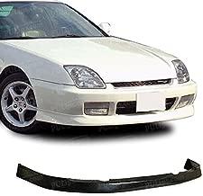 PULIps HDPL97OPTFAD - HFP Style Front Bumper Lip Spoiler For Honda Prelude 1997-2001