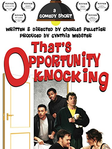 That's Opportunity Knocking