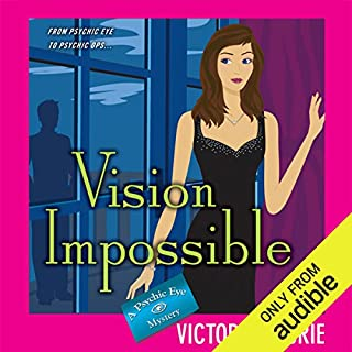 Vision Impossible  audiobook cover art