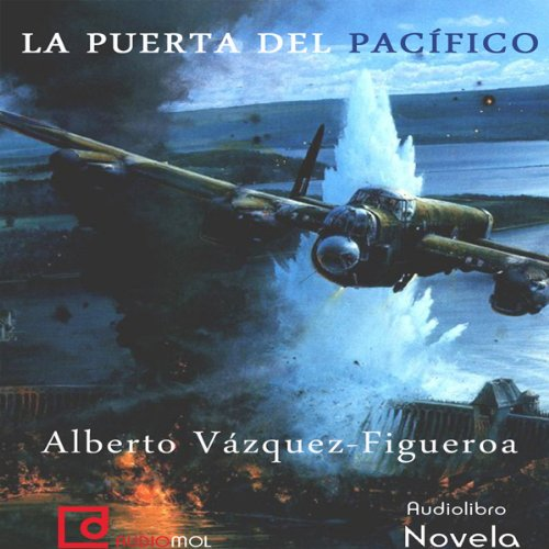 La puerta del Pacífico [The Pacific Door] audiobook cover art