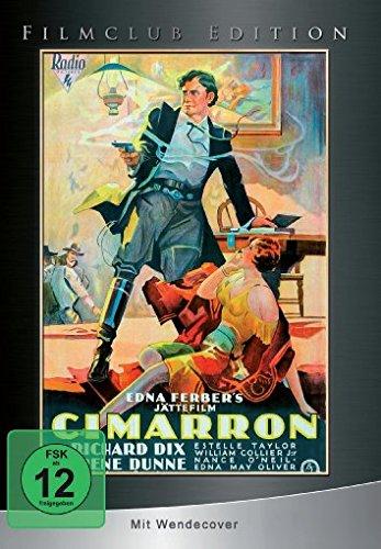 Cimarron - Pioniere des Wilden Westens - Filmclub Edition 41 [Limited Edition]