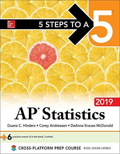 5 Steps to a 5: AP Statistics 2019
