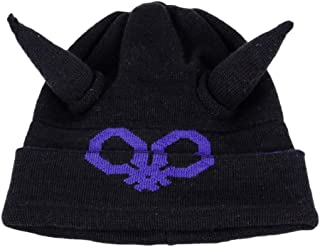 GK-O Danganronpa V3 Killing Harmony Ryoma Hoshi Cosplay Cap Beanie Hat Black