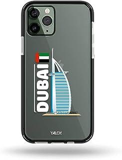 Yalox iPhone X/XS Case Dubai – Burj Al Arab Full Body Rugged Case with Built-in Touch Sensitive Anti-Scratch Screen Protec...