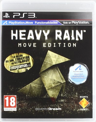 Heavy Rain -Move Edition- [Spanisch Import]