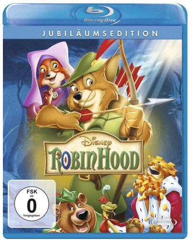 Robin Hood (Jubiläumsedition) [Blu-ray]
